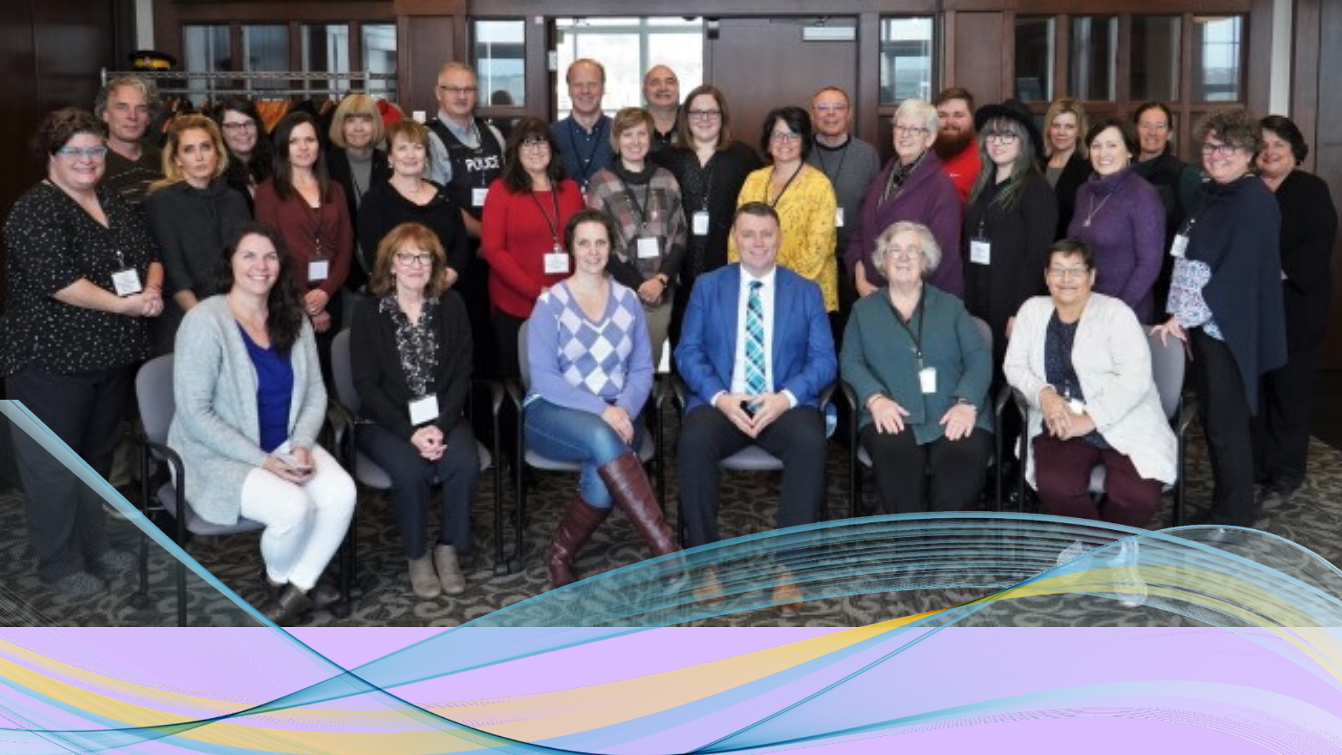 Group image of Premier's Action Committee on Family Violence Prevention 2019